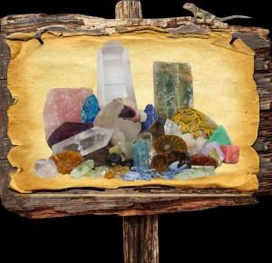 LIZARD_SIGN w stones